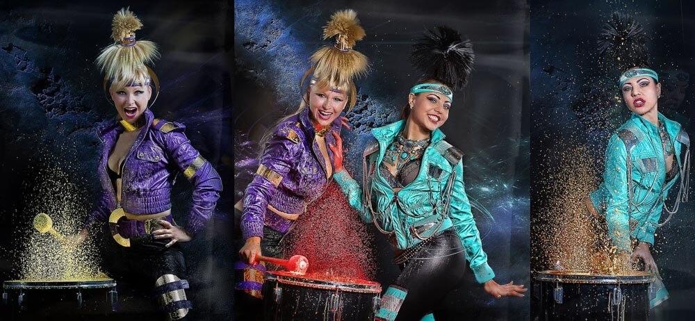 Fotograf-Fotostudio-Dresden-Trommel-Shooting-Farben-Instrument-Musik-Wasser-Kostüme-Styling-Make up-Fashion
