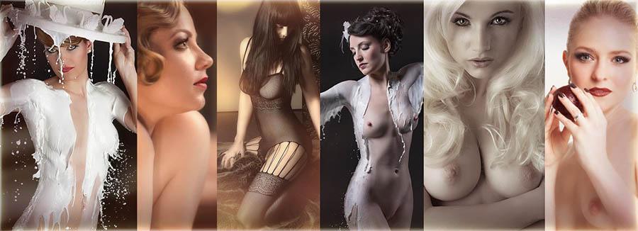 Fotoshooting Erotik Banner