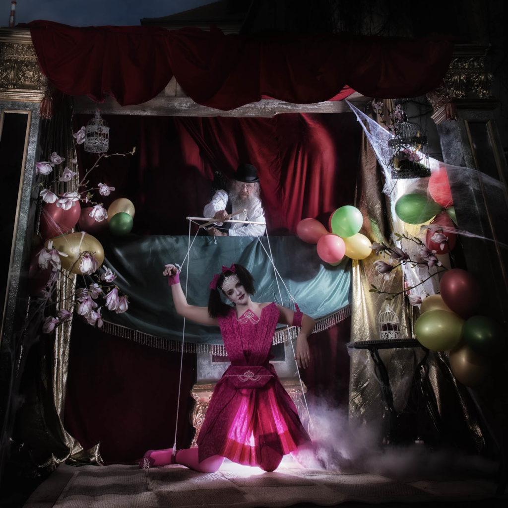 Fotostudio Dresden, Fotograf, Fotoshooting Marionette