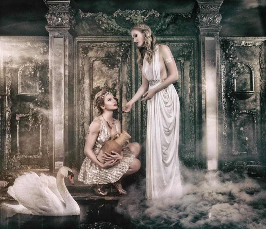 Fotostudio Dresden, Fotogra, Fotoshooting Göttinnen