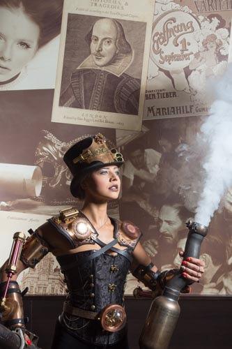 Steampunk Dresden