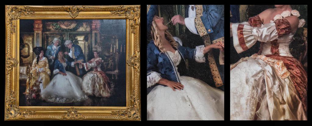 Barock Gemälde