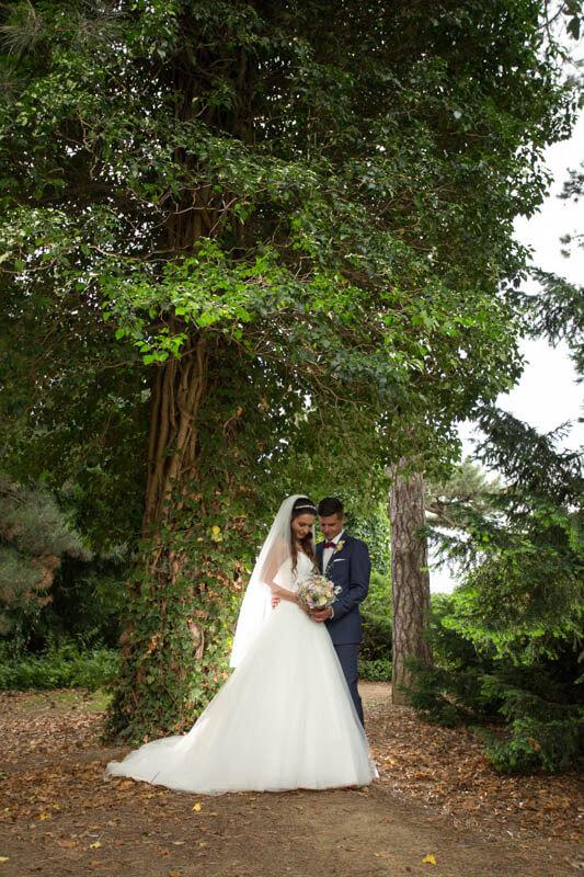 Hochzeitsfotograf - Fotoshooting