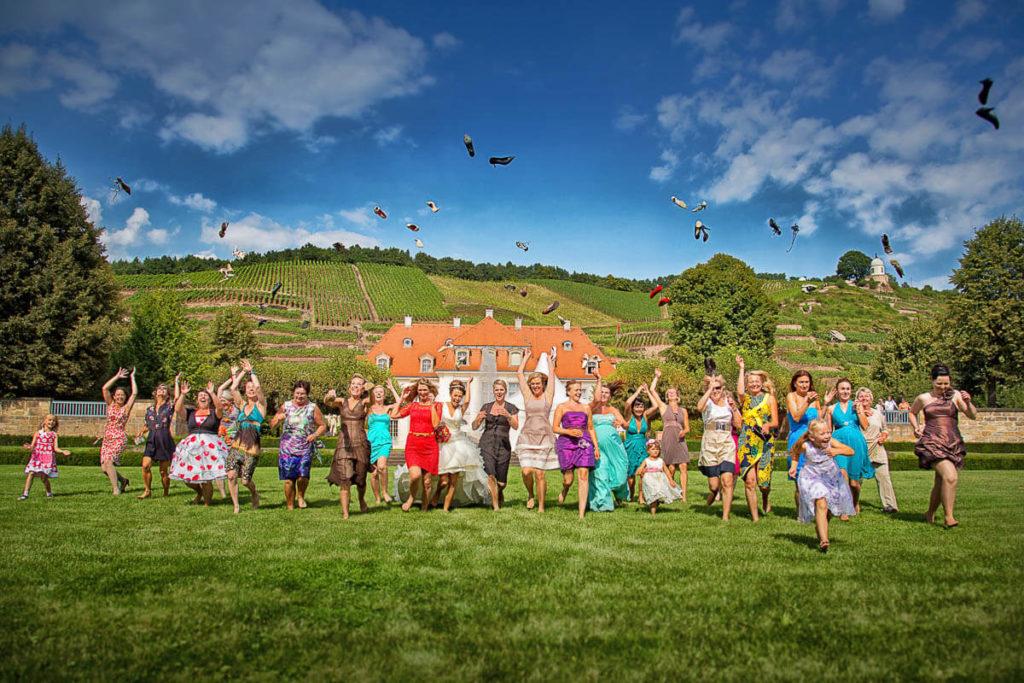 Hochzeitsfotograf Gäste